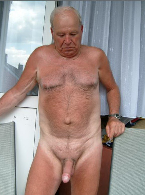 Old Gay Men With Big Dicks