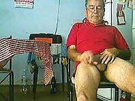 grandpa alone again