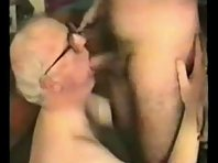 As I continued to suck his cock he started to moan and I would back of