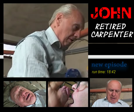 John retired carpenter